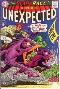 UNEXPECTED (TALES OF) 102 G-VG   September 1967 COMICS BOOK