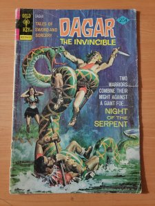 Dagar the Invincible #9 (1974)