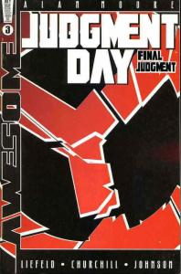 Judgment Day #3 VF/NM; Awesome   save on shipping - details inside