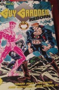 Guy Gardner Reborn #3 (1992)