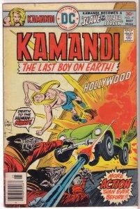 Kamandi   vol. 1   #41 GD