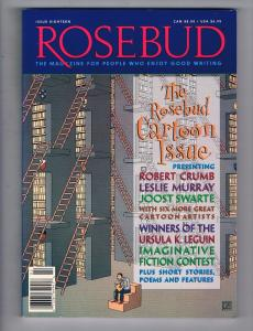 Rosebud # 18 Writing Magazine Comics 2000 J30