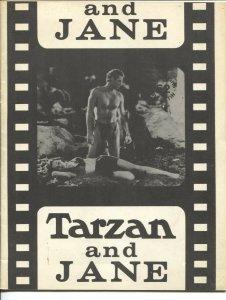 Burroughs Bulletin #52 1975-Tarzan & Jane Issue-full page pix-FN