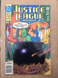 Justice League America #59 (1992)