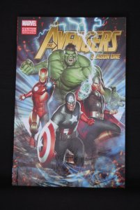 The Avengers Season One, Custom Edition, not for resale