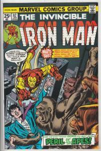 Iron Man #82 (Jan-76) VF/NM High-Grade Iron Man