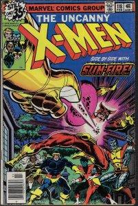 X-men #118 (Marvel, 1978) FN+ KEY 1st Sunfire