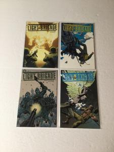 Light Brigade 1-4 Complete Series Nm Near Mint Ik