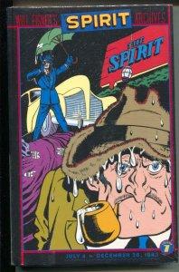 Spirit Archives-Vol.7-Bill Eisner-Sealed-Hardcover