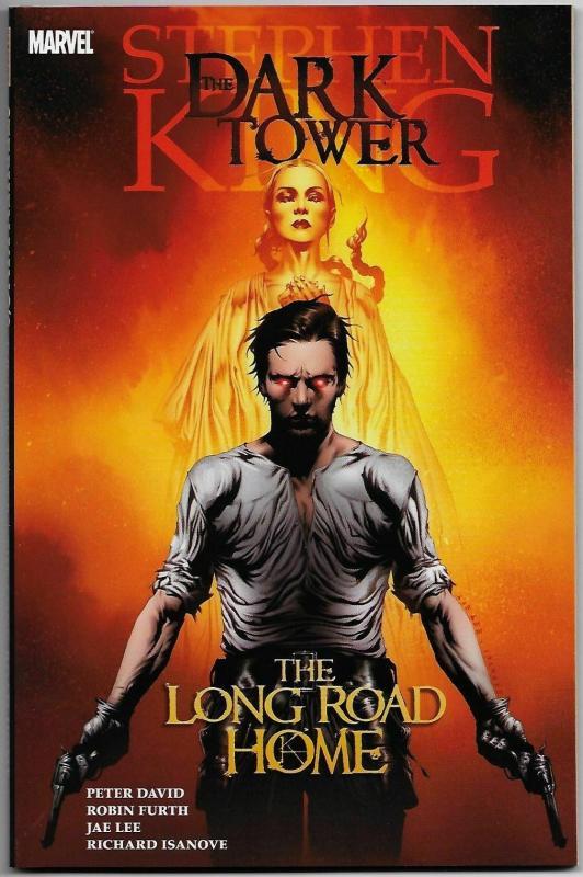 Stephen King Dark Tower Long Road Home TPB Graphic Novel (Marvel) - New!