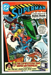 Superman: The Computers That Saved Metropolis! #1 (1980)