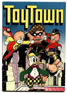 TOYTOWN  #5 1946-L.B. COLE-FUNNY ANIMAL-GOLDEN-AGE-vf-
