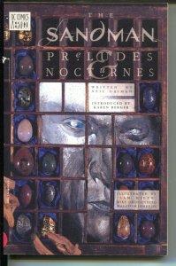 Sandman: Preludes & Nocturnes-Neil Gaiman-1995-PB-VG/FN