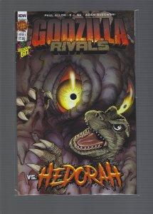 Godzilla Rivals vs. Hedorah #1