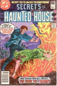 SECRETS OF HAUNTED HOUSE 18 VF-NM Nov. 1979 COMICS BOOK