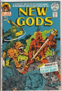 New Gods #7 (Sep-72) VF/NM High-Grade Orion