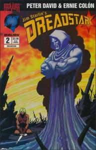 Malibu DREADSTAR (1994 Series) #2 FN-
