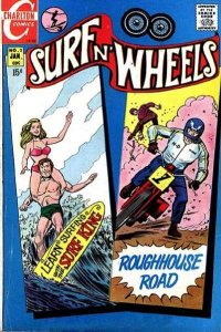 Surf n' Wheels #2, Fine- (Stock photo)