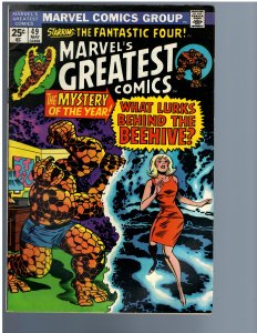 Marvel's Greatest Comics #49 (1974)