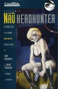 Nau Headhunter #1, VF- (Stock photo)