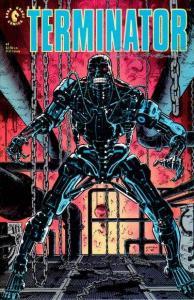 Terminator (1990 series) #4, NM- (Stock photo)