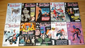 Jack Staff #1-20 VF/NM complete series + special - paul grist - image comics set