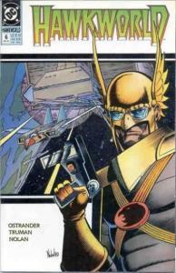 Hawkworld (1990 series) #6, NM- (Stock photo)