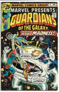 Marvel Presents #4 (1976) FN-