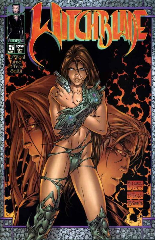 Witchblade #5 VF/NM; Image | save on shipping - details inside