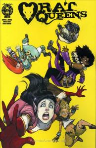 Rat Queens (2nd Series) #5A VF/NM; Image | save on shipping - details inside