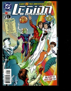 12 Legion Super-Heroes Comics 100 101 102 103 104 105 106 107 108 109 +MORE GK33