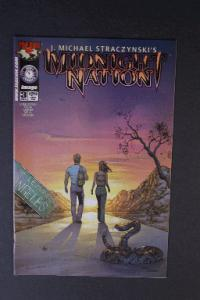 Midnight Nation #3 December1st Printing j. Michael Straczyns