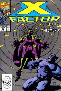 X-Factor (1986 series) #55, VF+ (Stock photo)