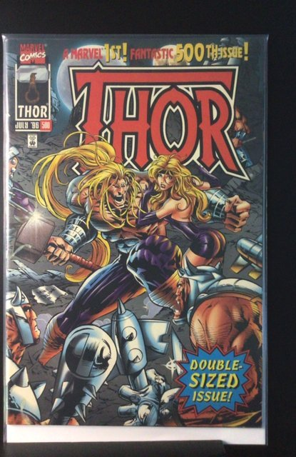 Thor #500 (1996)