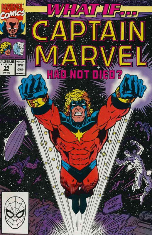 What If…? (Vol. 2) #14 VF/NM; Marvel   save on shipping - details inside
