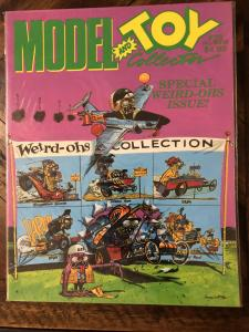 Model and toy collector books