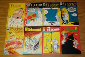 It's Science With Dr. Radium #1-7 VF/NM complete series + special - saavedra set
