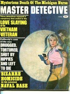 MASTER DETECTIVE-JUNE 1968-G-SPICY-MURDER-KIDNAP-GUN MOLL G
