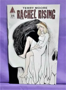 Terry Moore RACHEL RISING #35 (Abstract Studio, 2015)!