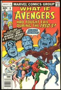 What If? (1977) #9 NM 9.4 Avengers!