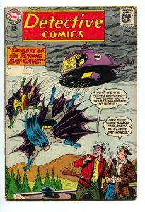 DETECTIVE COMICS #317-1963-BATMAN-DC SILVER AGE--VG