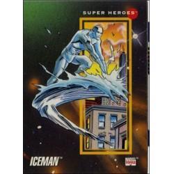 1992 Marvel Universe Series 3 ICEMAN #27