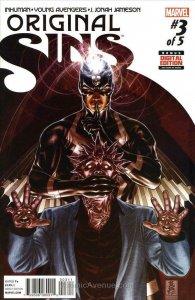Original Sins (Marvel) #3 VF/NM; Marvel | save on shipping - details inside