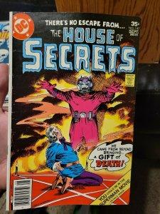 DC Comics the House of Secrets #147 September 1977
