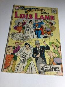 Superman's Girlfriend Lois Lane 37 Gd+ Good+ 2.5 DC Comics