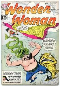 Wonder Woman #1301962-MISTER GENIE-DC SILVER AGE-FN+