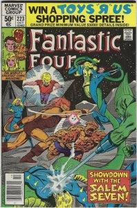 Fantastic Four #223