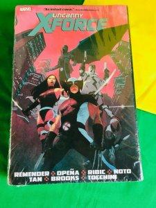 Uncanny X-Force Marvel Omnibus HC (Hardcover)