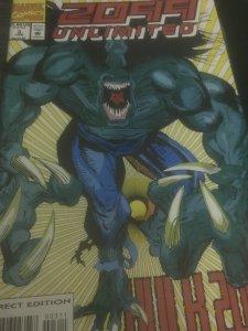 Marvel 2099 Unlimited Hulk #3 Mint