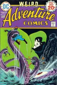 Adventure Comics (1938 series) #436, Fine+ (Stock photo)